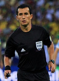 Enrique Osses Chilean football referee