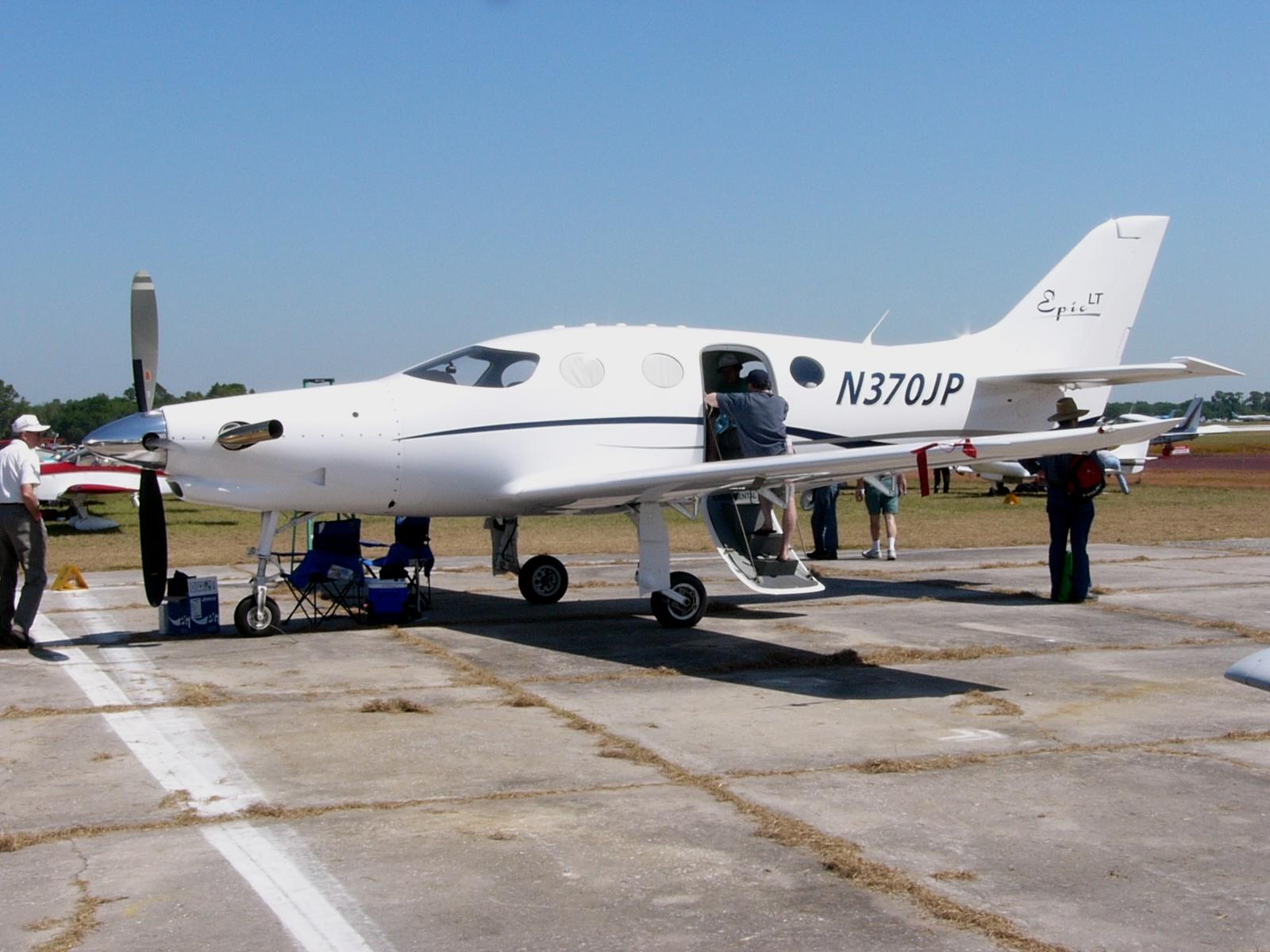 Epic Aircraft - Wikipedia
