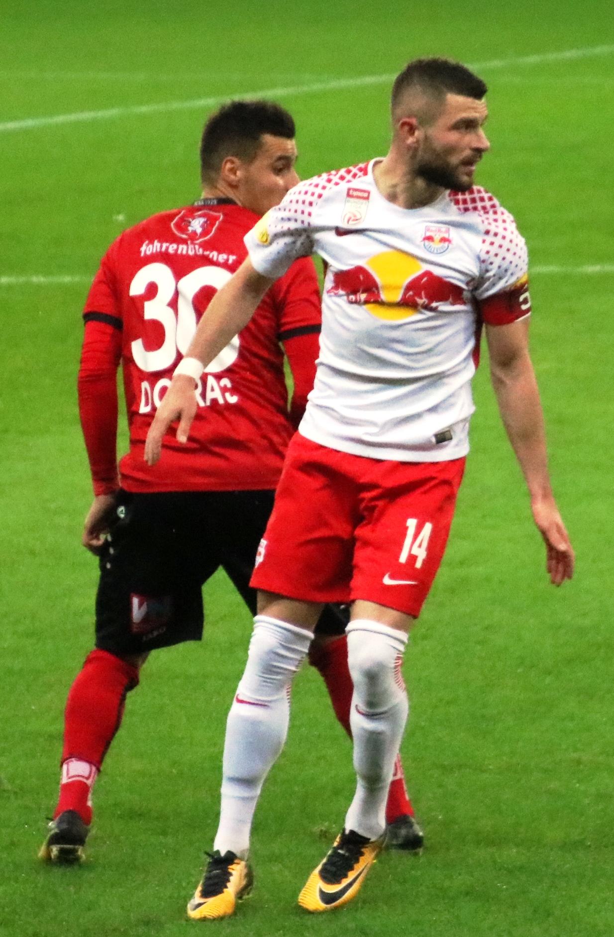 Filefc Red Bull Salzburg Gegen Scr Altach