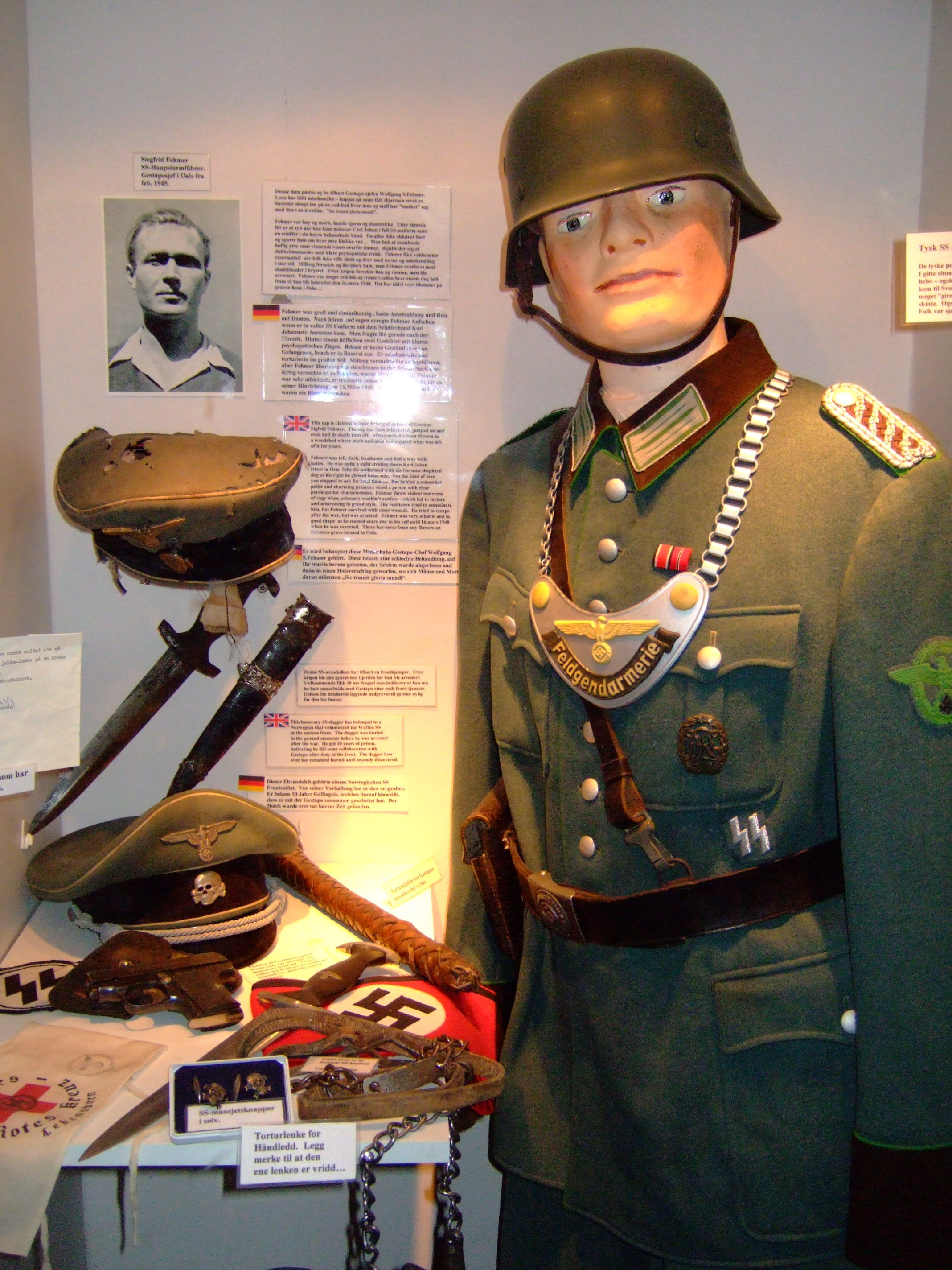 Wehrmacht officer uniform