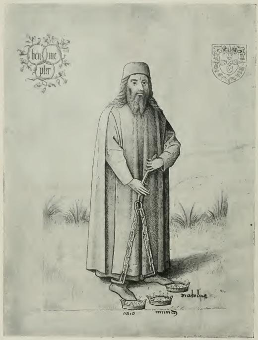 Ferdinand, fra Martirium pariter et gesta (Vat. Lat. Codex 3634)
