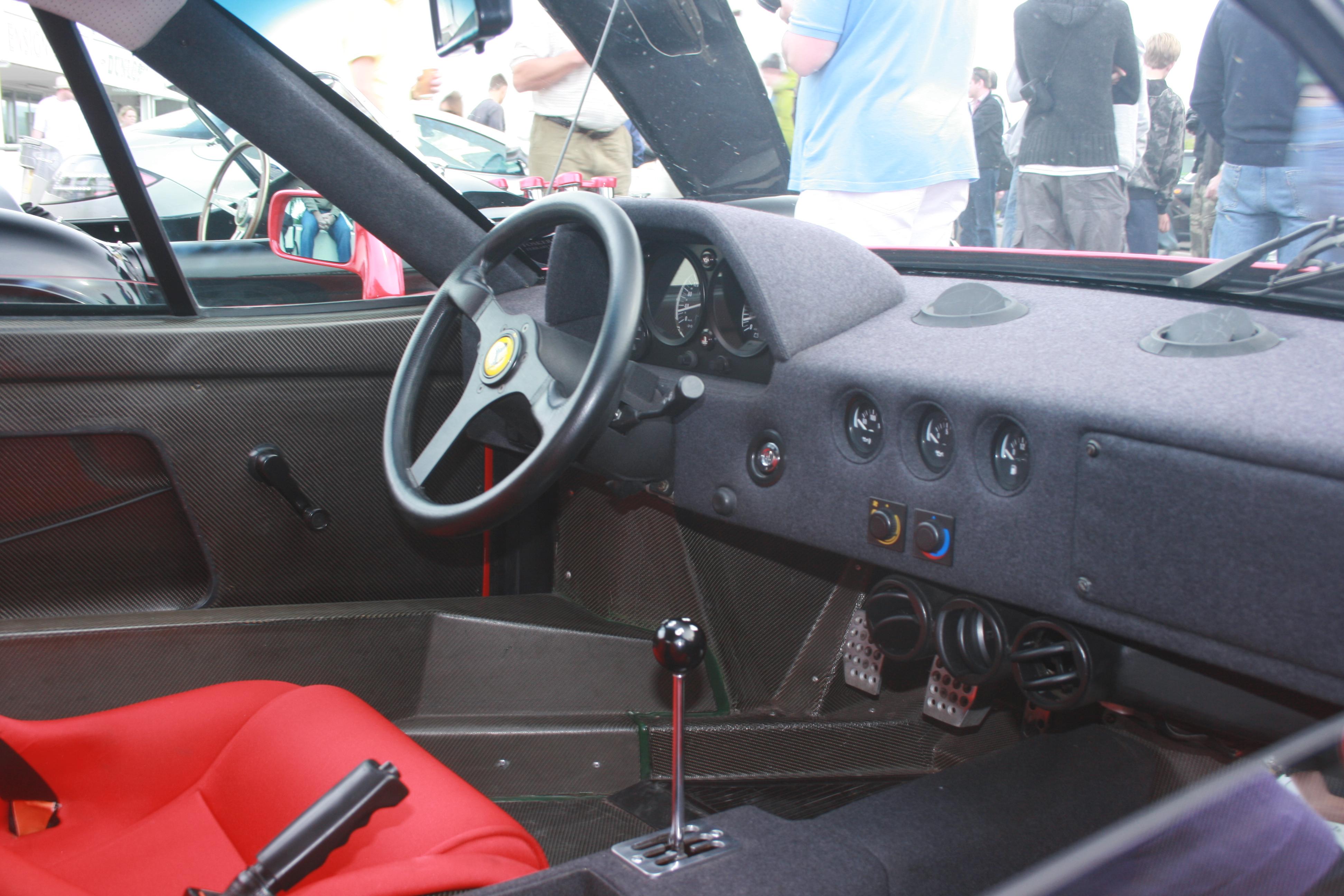 File Ferrari F40 Interior Flickr Supermac1961 Jpg