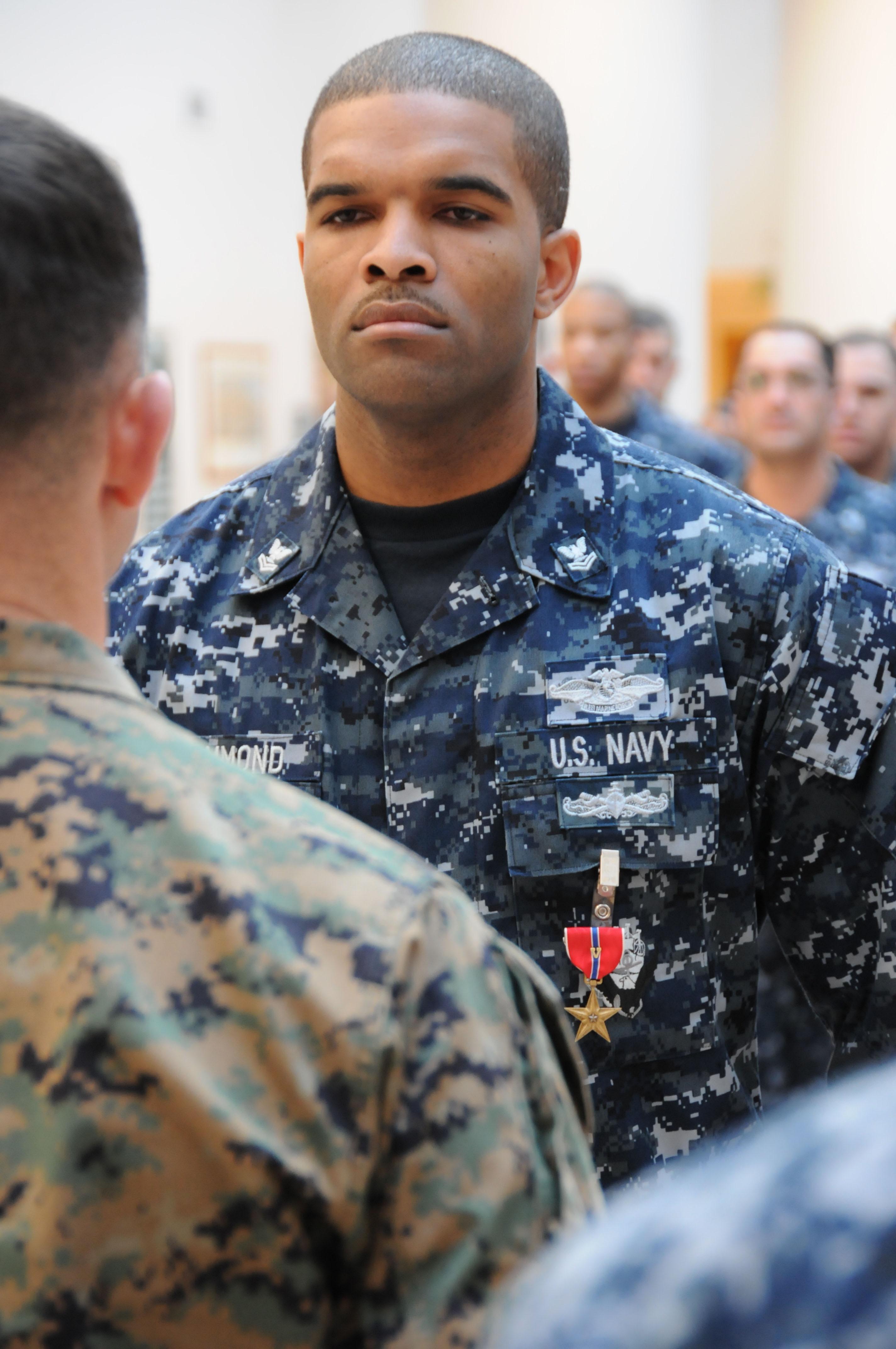 marine fire team