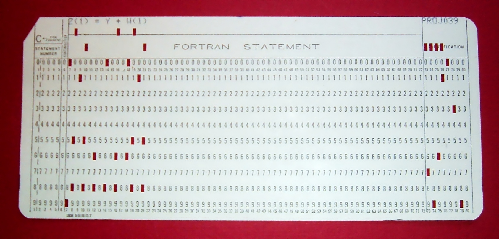 Depiction of Fortran