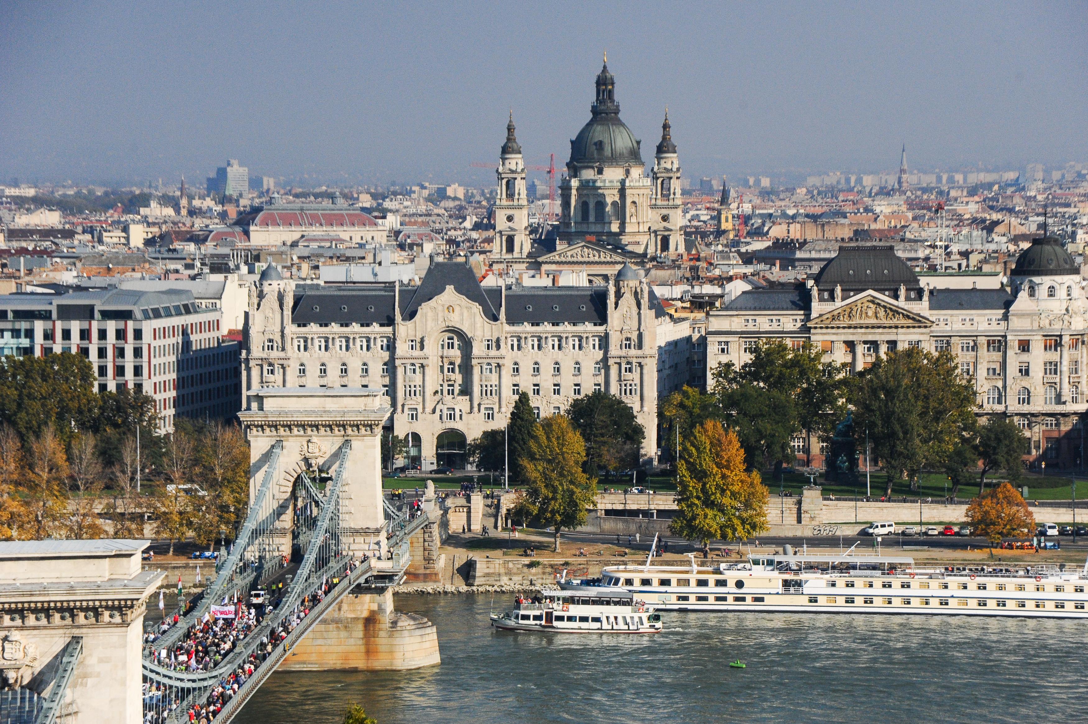 File Four Seasons Hotel Gresham Palace Budapest And St