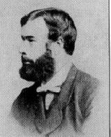 The English diarist Robert Francis Kilvert (1840–1879)