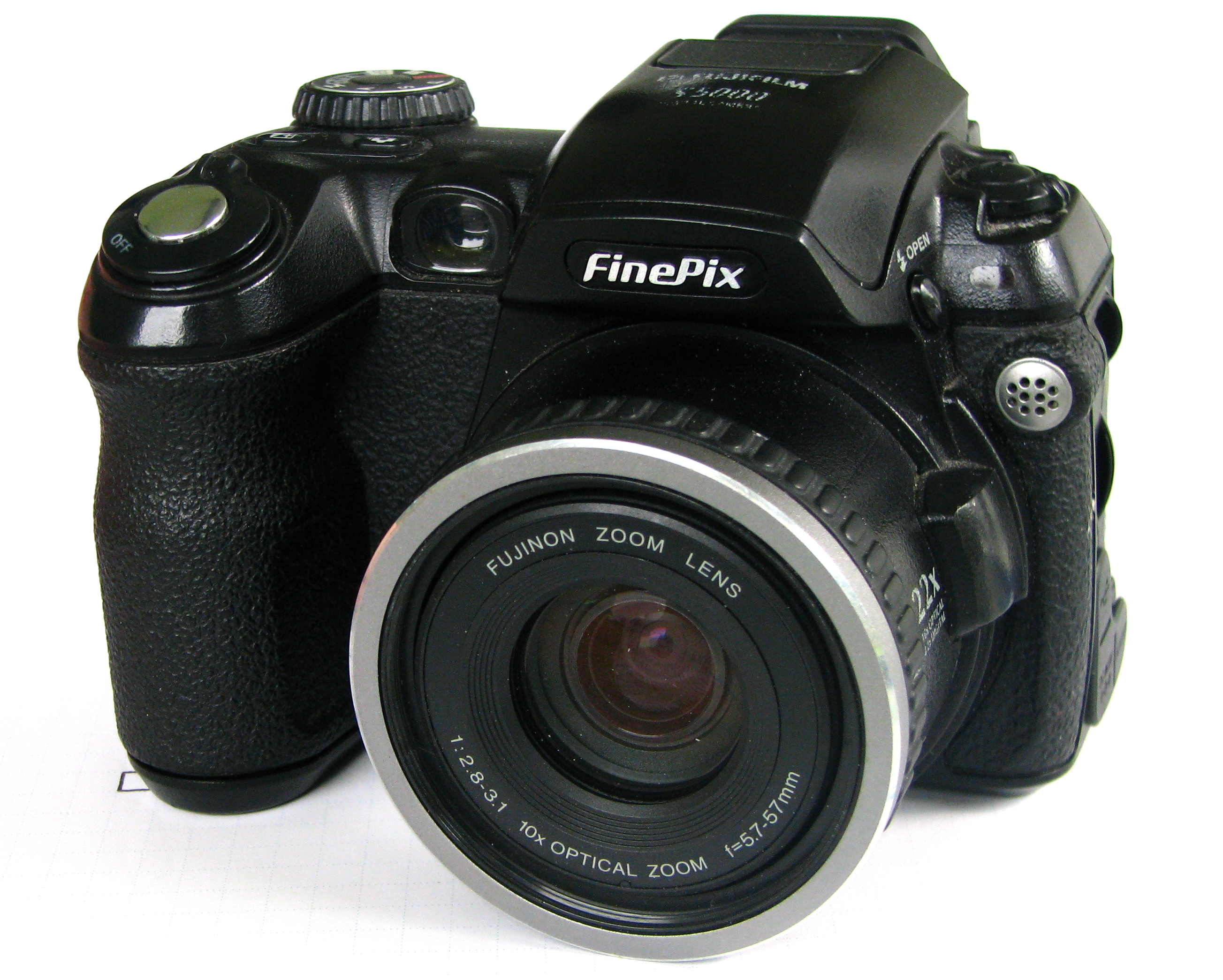 File fujifilm finepix wikimedia commons for Fujifilm finepix s5000 prix