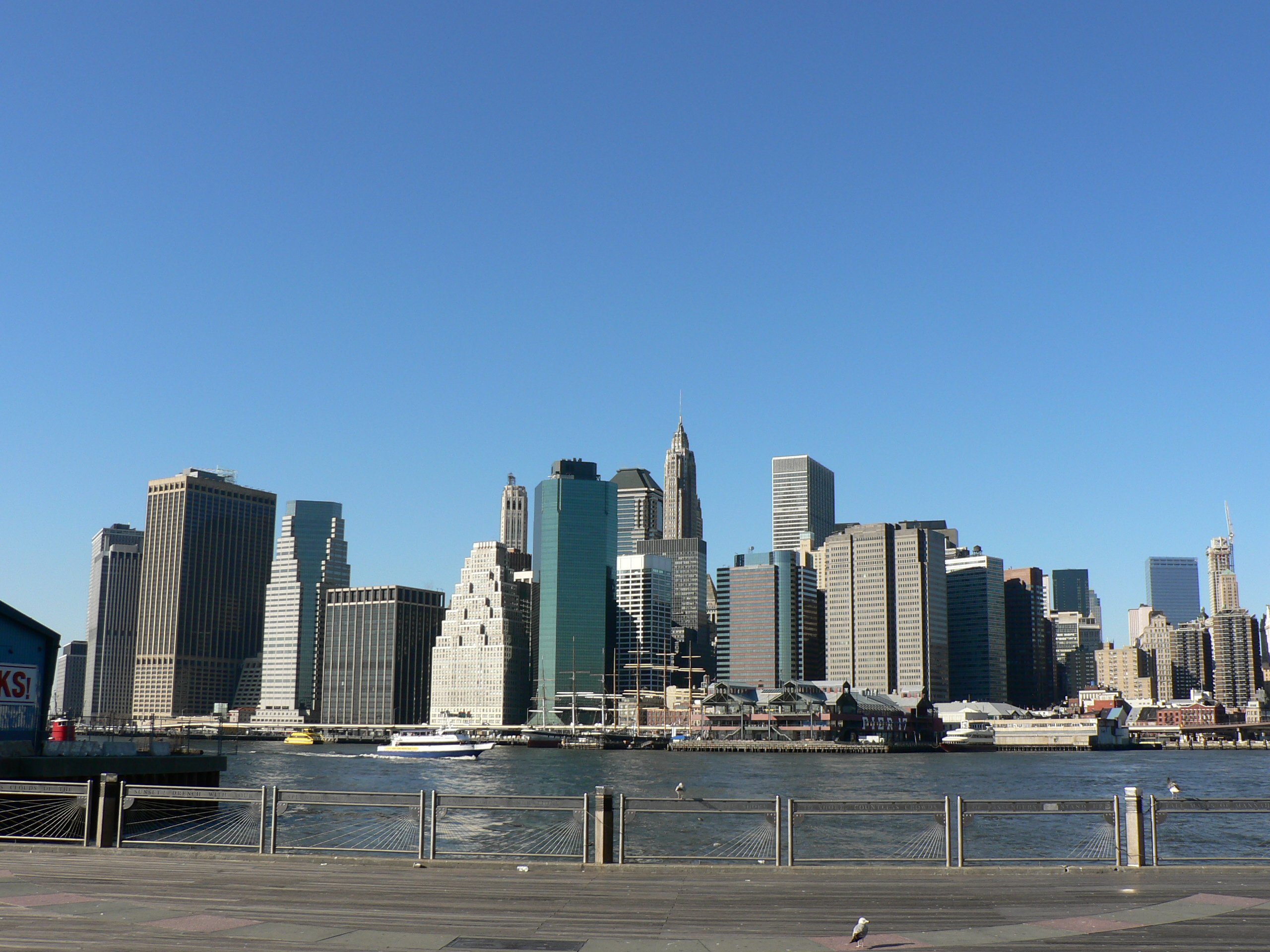 File fulton ferry landing wikimedia commons for Olive garden brooklyn ny 11239