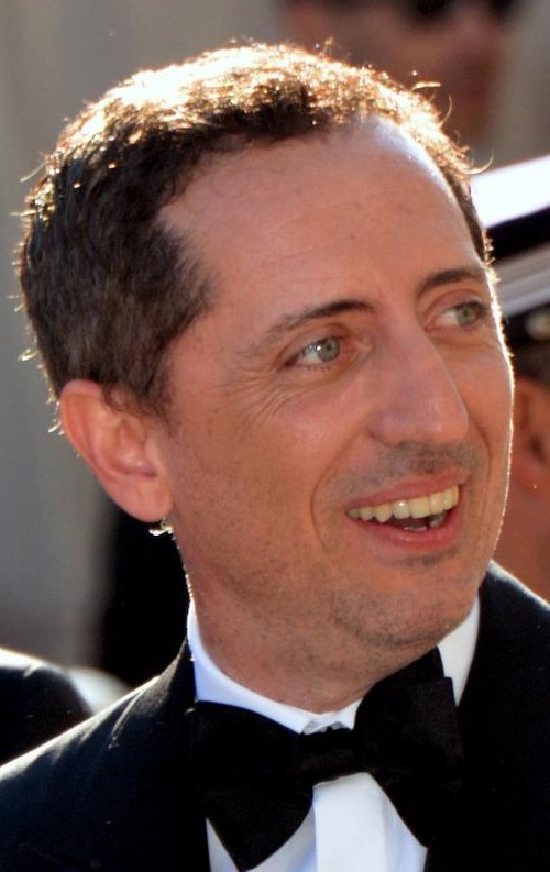 The 47-year old son of father David Elmaleh and mother Régine Elmaleh Gad Elmaleh in 2019 photo. Gad Elmaleh earned a  million dollar salary - leaving the net worth at 3 million in 2019