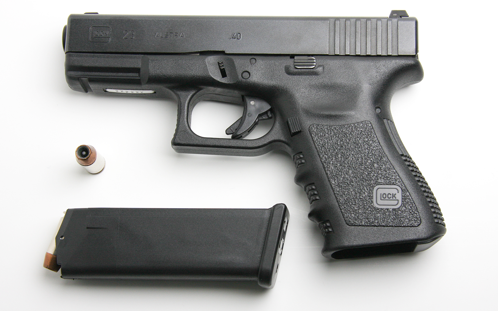 File Glock23 Jpg Wikimedia Commons