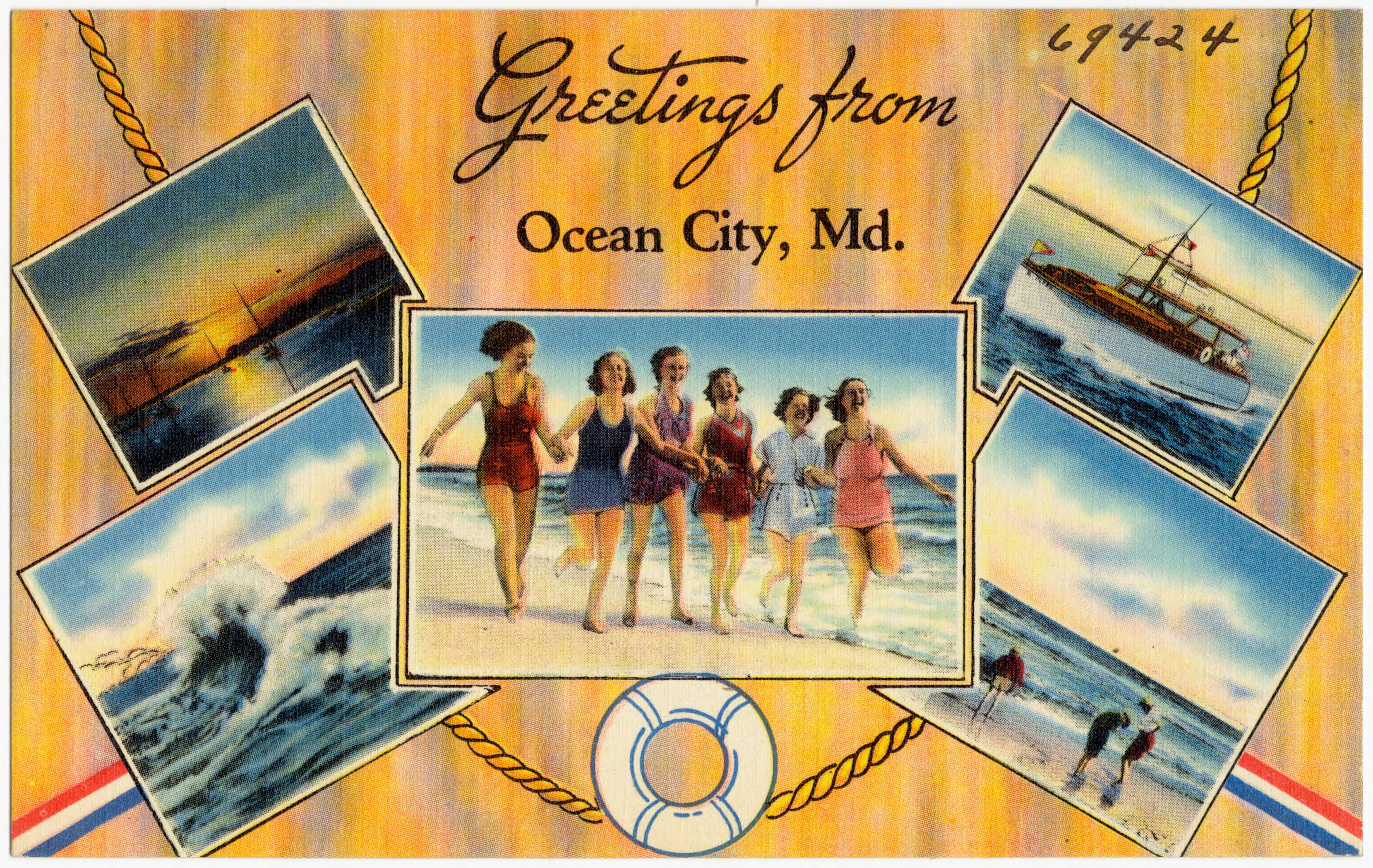 Filegreetings From Ocean City Md 69424g Wikimedia Commons