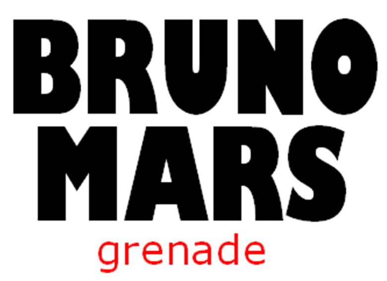 Bruno Mars  Tour Warm Up Act