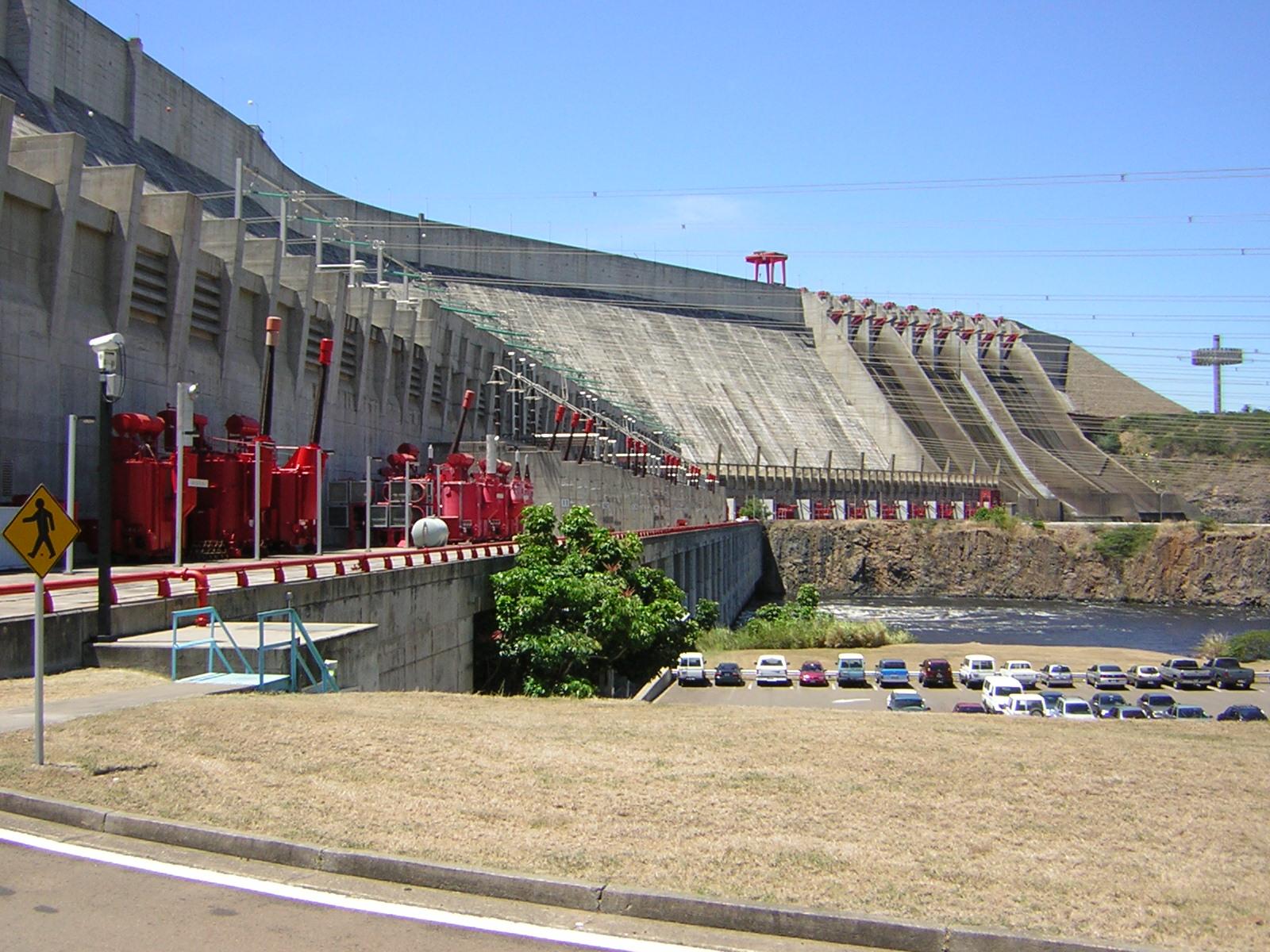 Resultado de imagen de Hidroeléctrica de guri