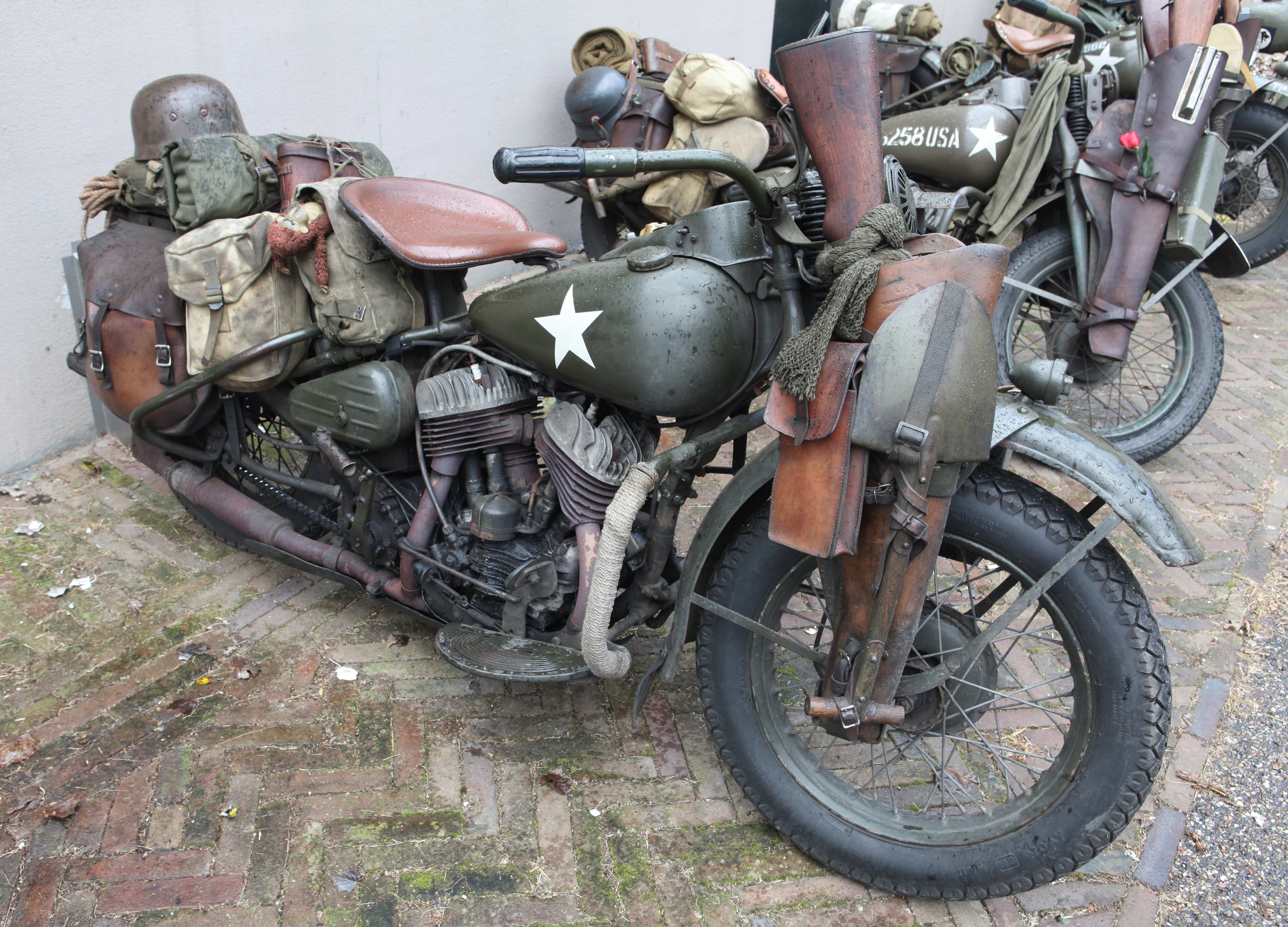 Harley Davidson Army K For Sale