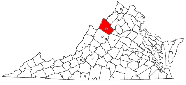 Harrisonburg metropolitan area
