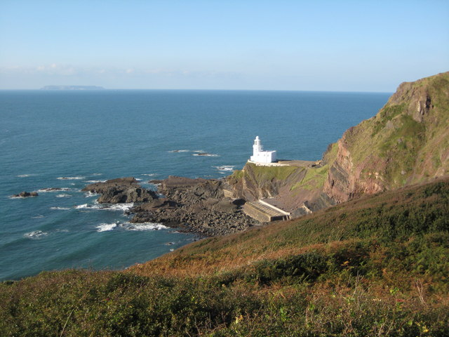Hartland Point Lighthouse - geograph.org.uk - 1520262
