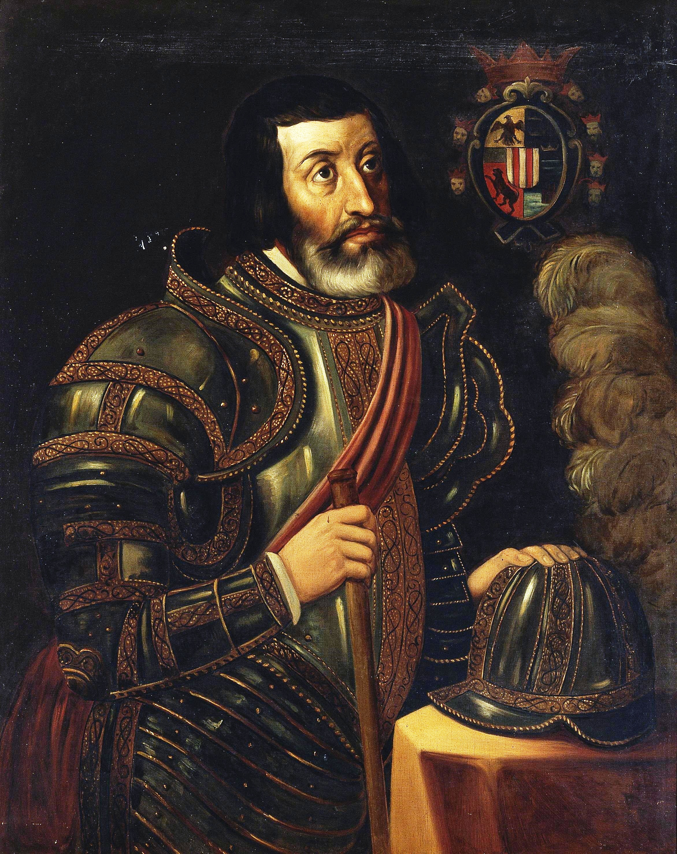 hernan cortes 13, 1521, spanish conquistador hernán cortés received the surrender of cuauhtémoc, ruler of the aztec people the astonishing handover occurred amid the ruins of tenochtitlan, the shattered capital of a mighty empire whose influence had stretched from the atlantic to the pacific and extended from.