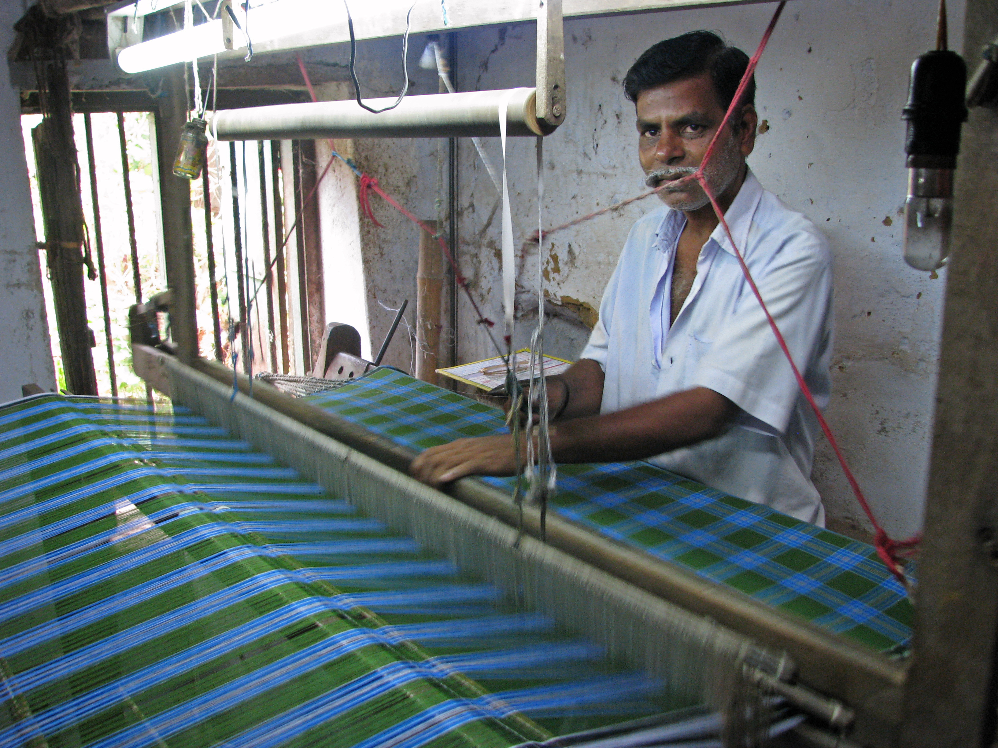weaving an industry for india fashion Indian weaving industry has traditionally been one of the most surviving sectors of mass employment as a matter of fact, after agriculture, the weaving industry is largest provider of work force as a matter of fact, after agriculture, the weaving industry is largest provider of work force.