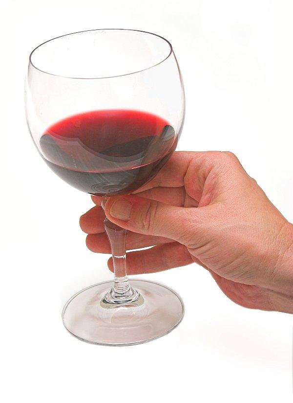 File Holding Wine Wikimedia Commons