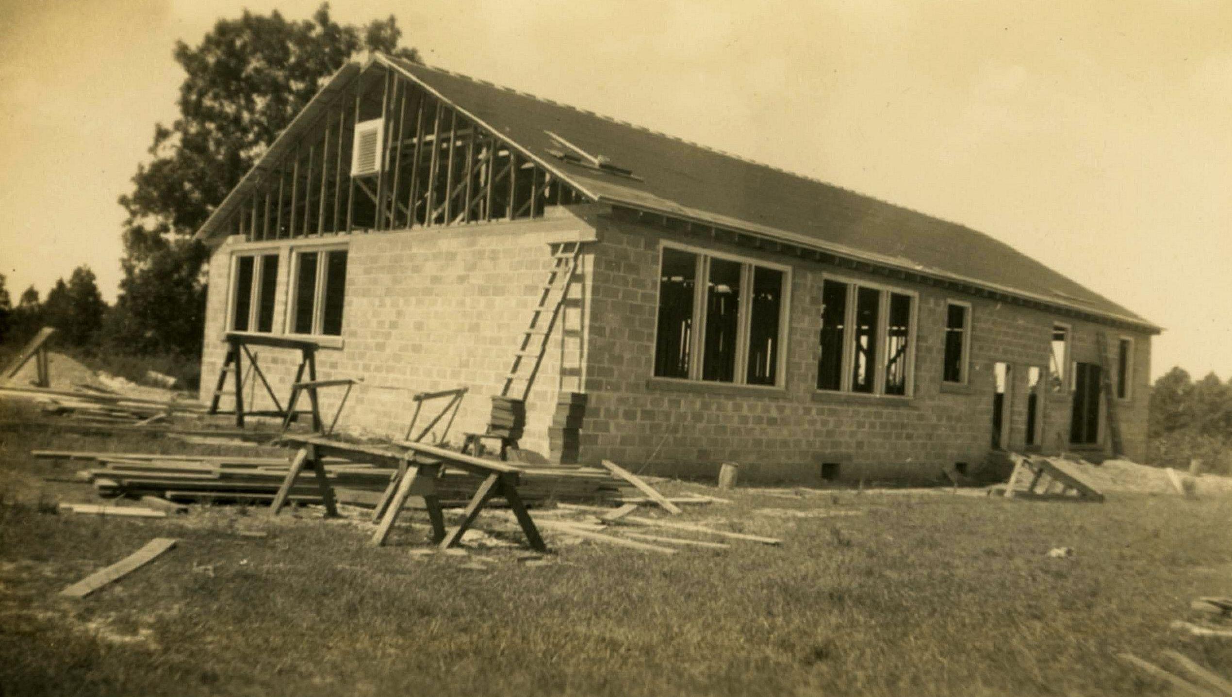 File Home School Vocational Building W P 5209