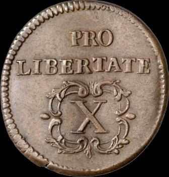 Hun Rakoczi X Poltura 1704 Huszar 1535 reverse