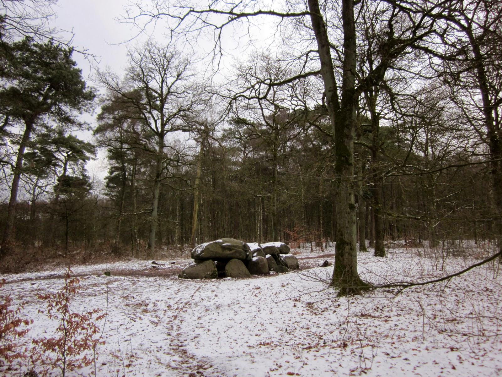 File:Hunebed (dolmen) d8, Anloo, Drenthe, Netherlands - panoramio (