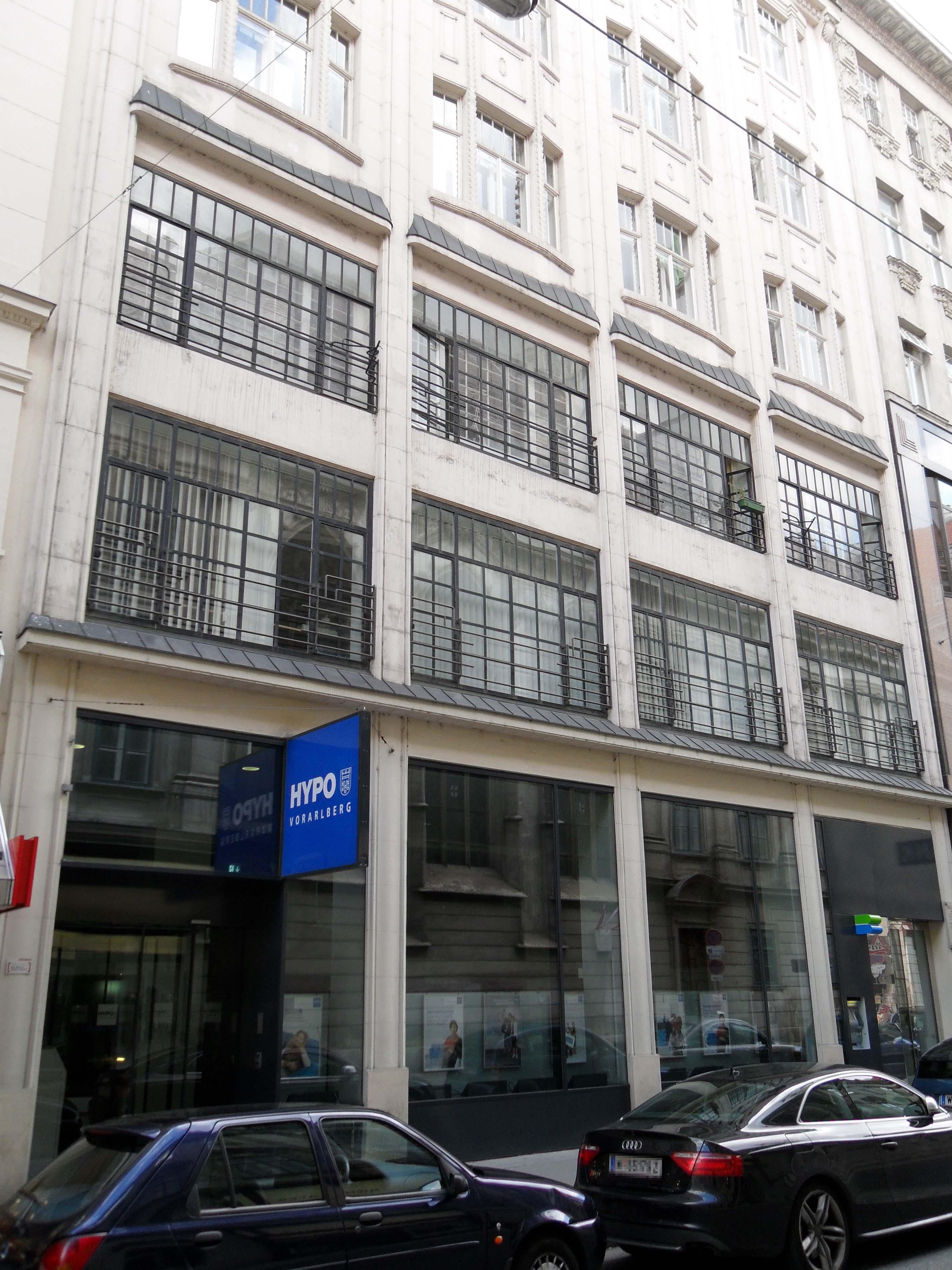 HypobankVorarlberg in Vienna.JPG