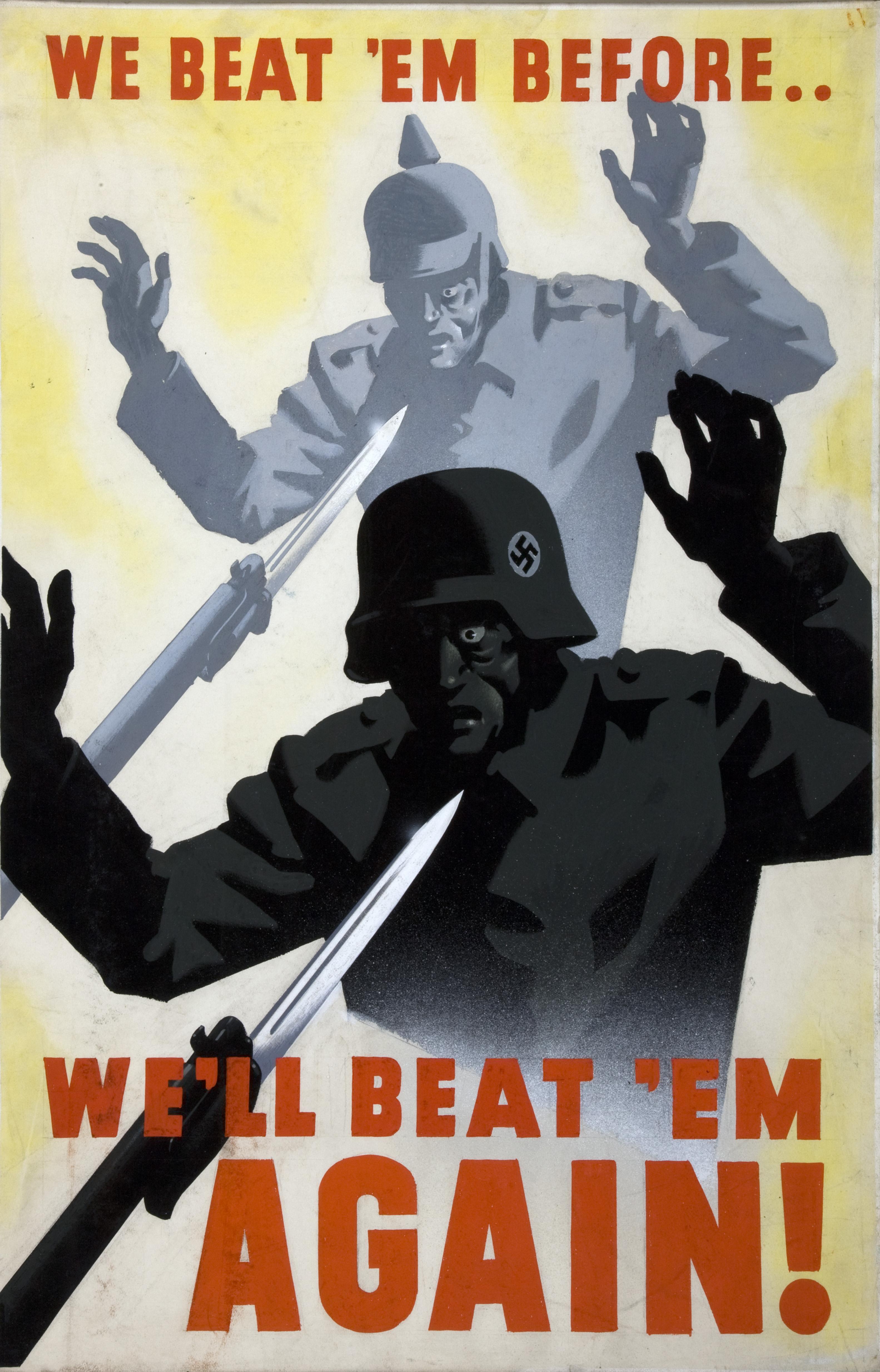 propaganda and war Propaganda for war hc peterson 1939 how propaganda works jason stanley 2015 high-level and very worthwhile mein kampf adolf hitler vol i ch vi, vol ii.