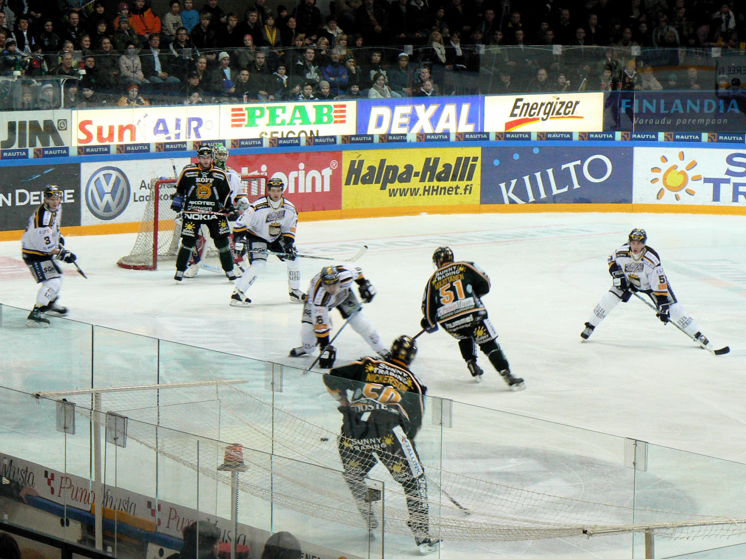 Depiction of Hockey sobre hielo