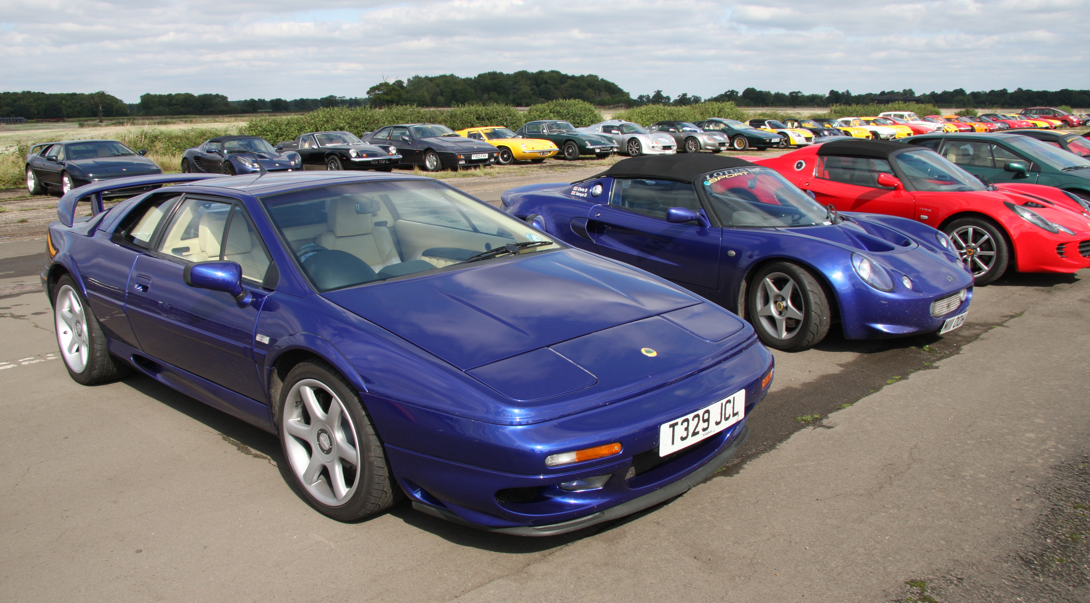 File In The Lotus Car Park Flickr Exfordy 1 Jpg