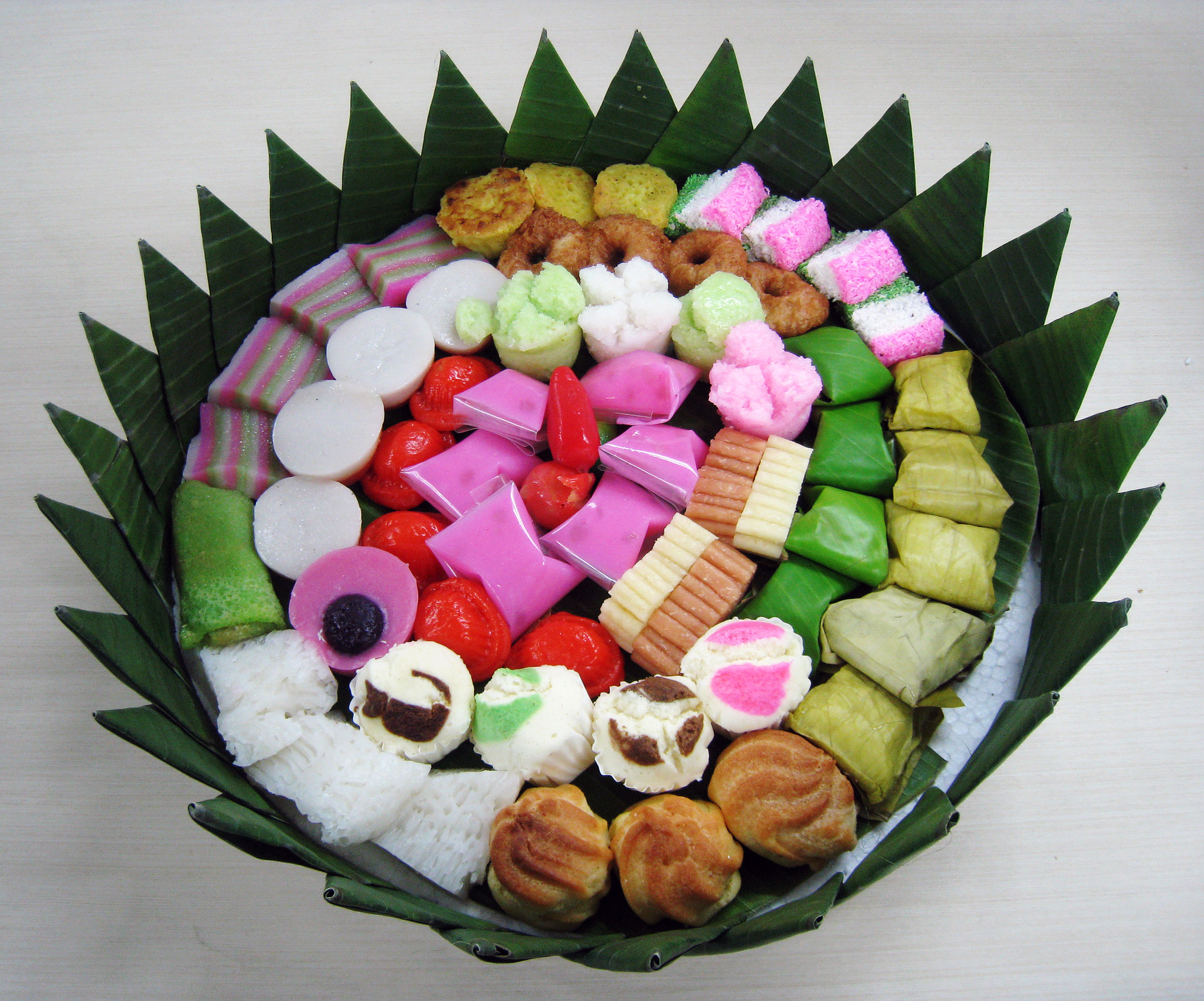 Kue Basah, Jajanan Pasar Tradisional yang Sangat Disukai | Jajanan ...