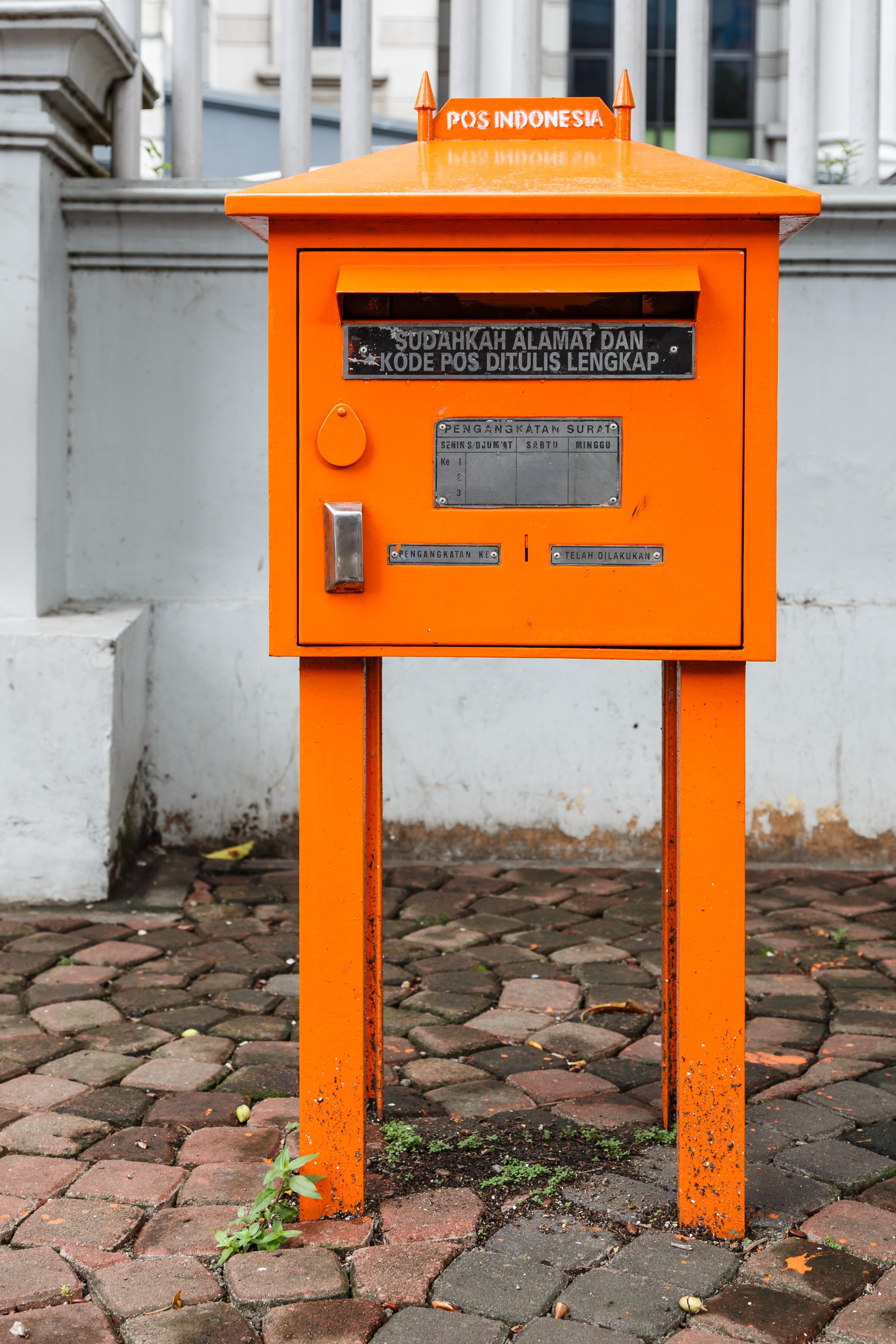 Filejakarta Indonesia Mailbox  Jpg