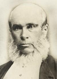 James Larmer Australian surveyor