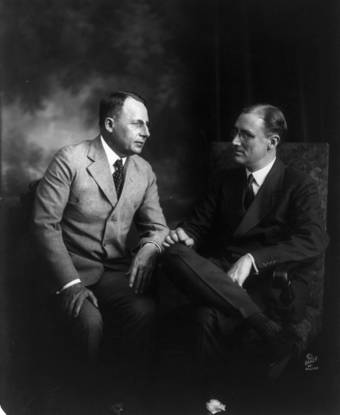 franklin d roosevelt and herbert c Herbert hoover franklin d roosevelt franklin delano roosevelt served as president from march 1933 to april 1945  franklin d roosevelt essays.