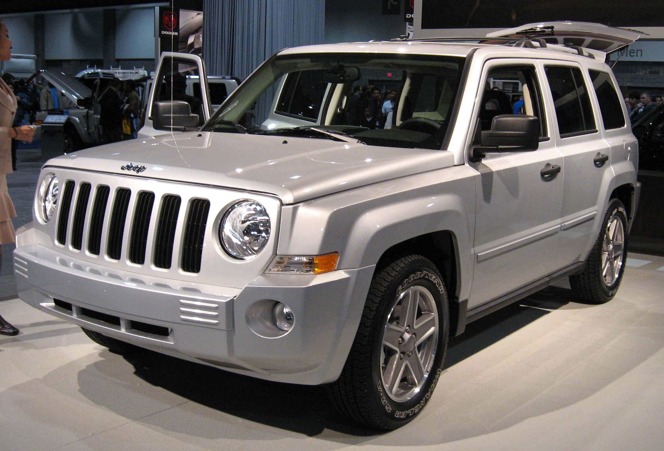 Off Road Jeep Patriot