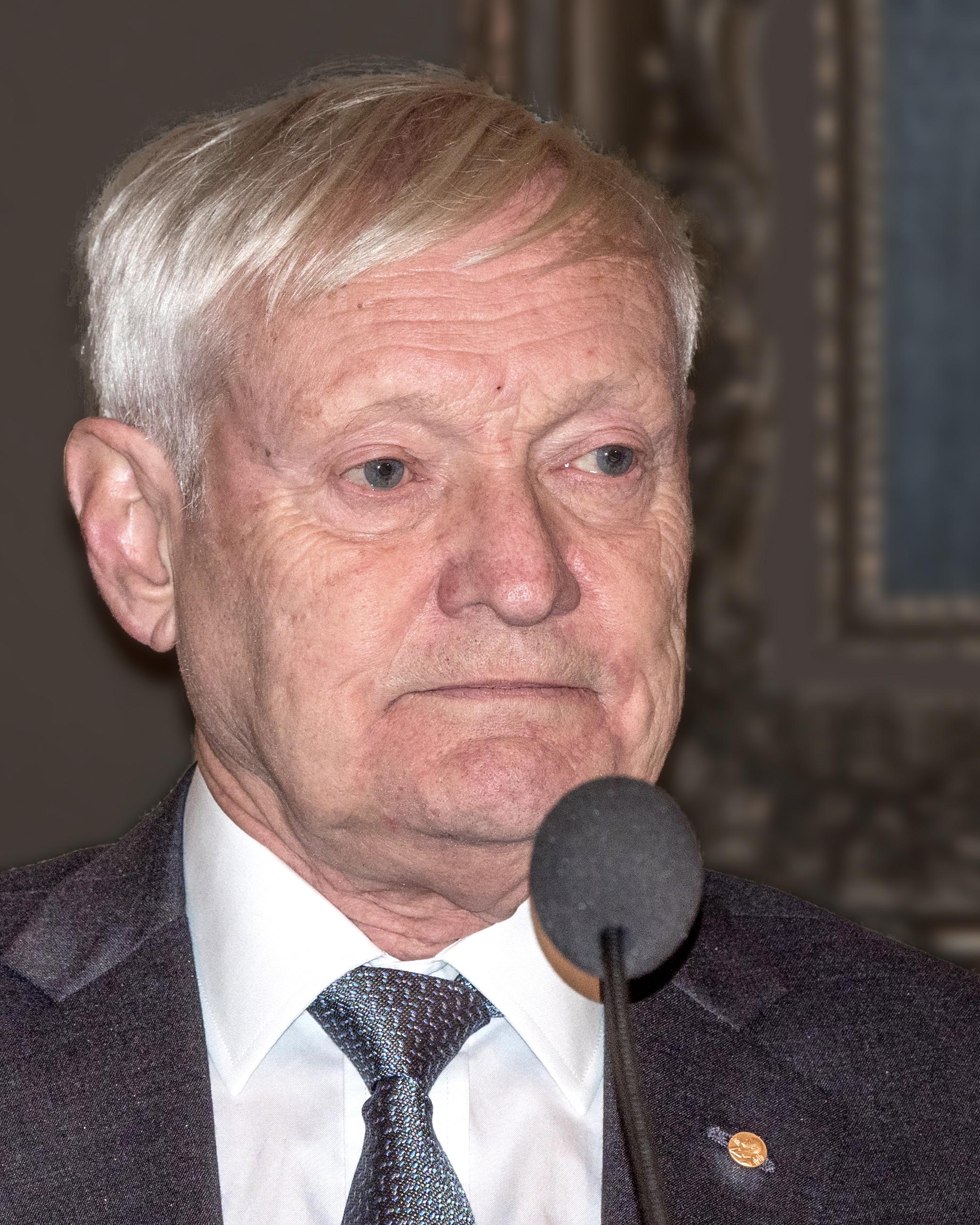 image of Joachim Frank
