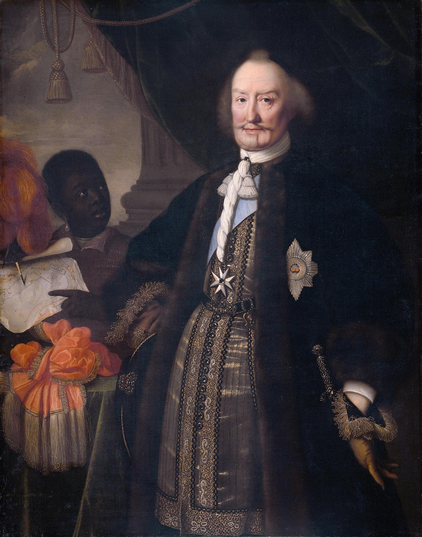 Moritz Von Nassau