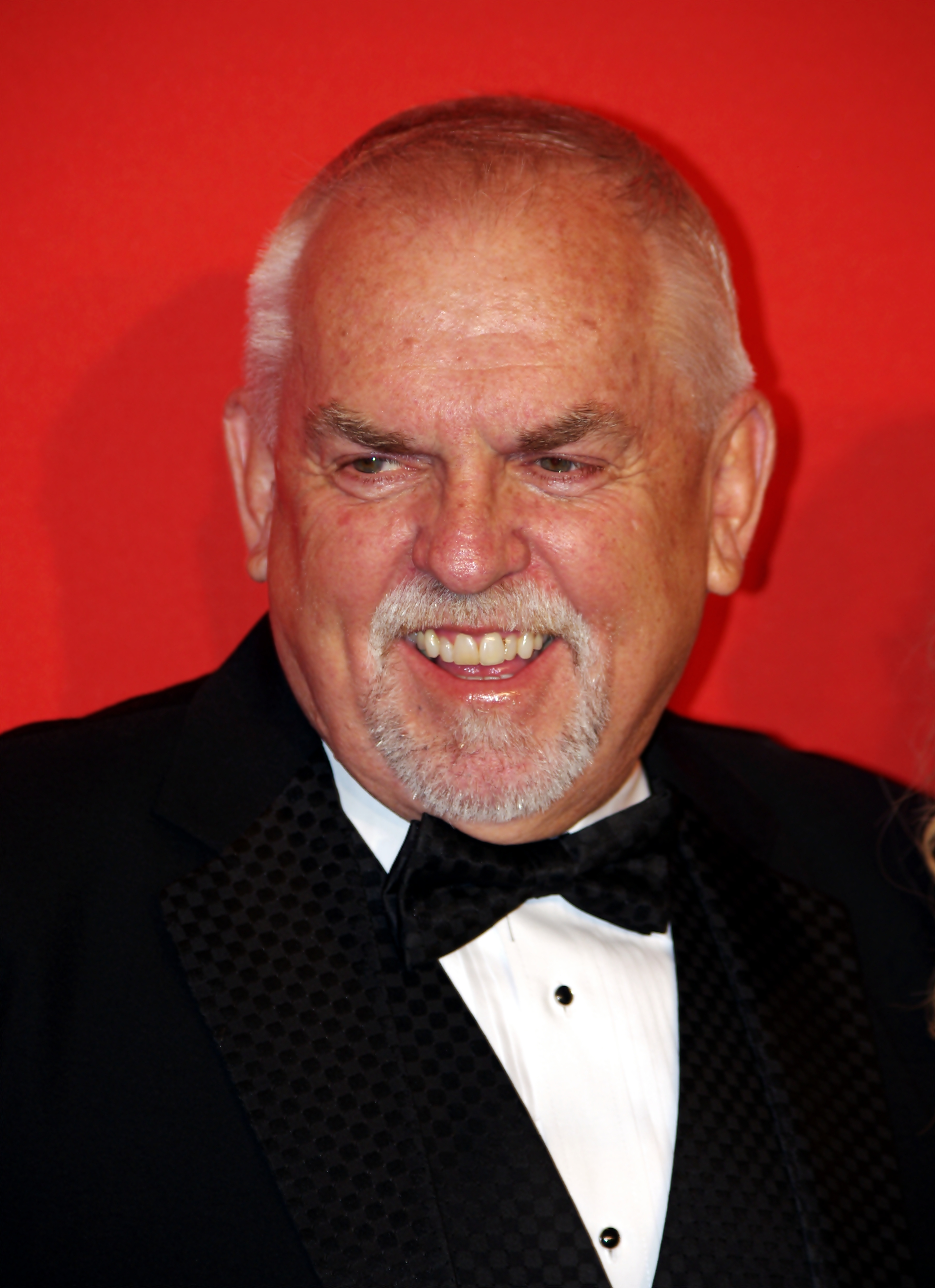 Ratzenberger at the 2011 [[Time 100]] gala