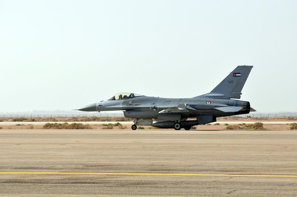 Muwaffaq Salti Air Base - Wikipedia