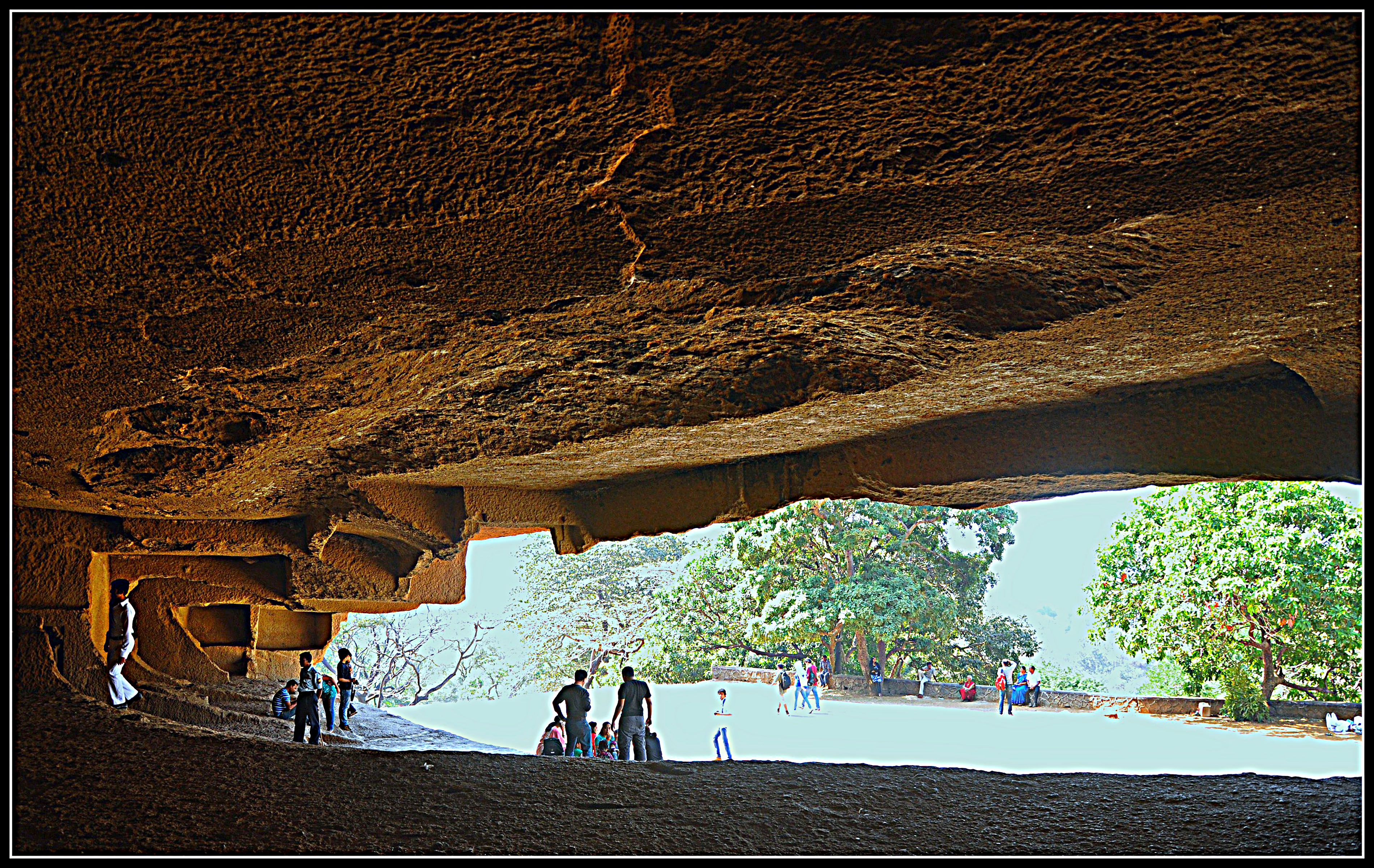 Kanheri Caves - Wikipedia
