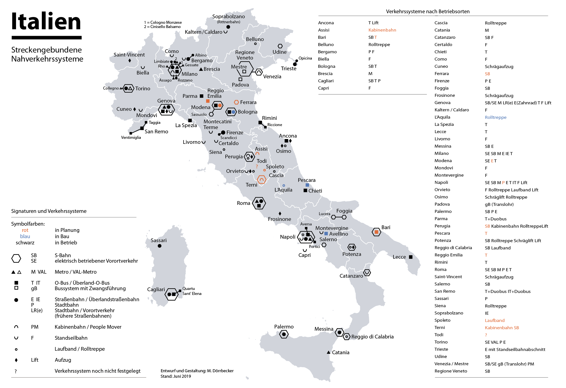 bahnstrecken italien karte kleve landkarte. Black Bedroom Furniture Sets. Home Design Ideas