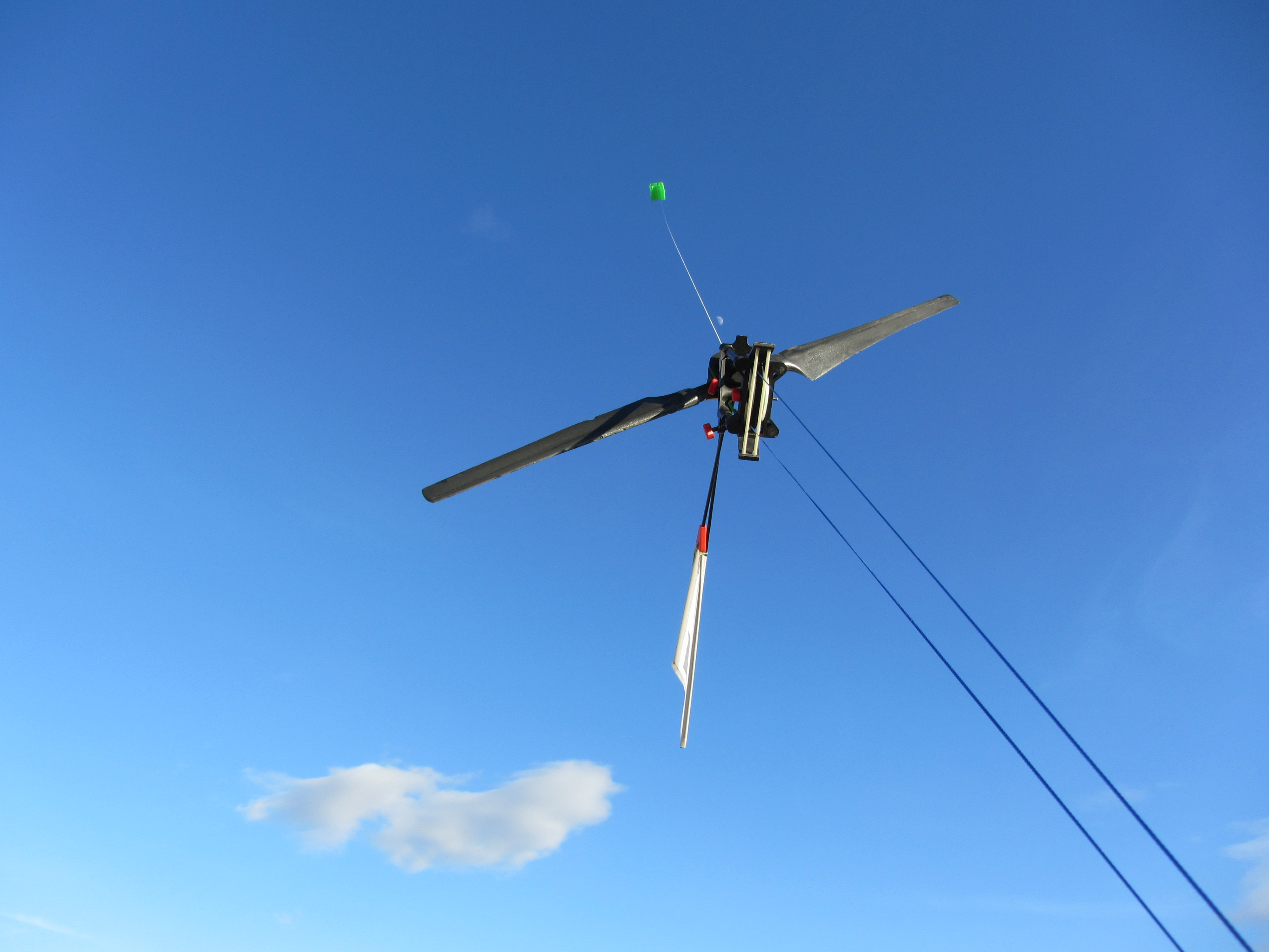 Airborne wind turbine - Wikipedia