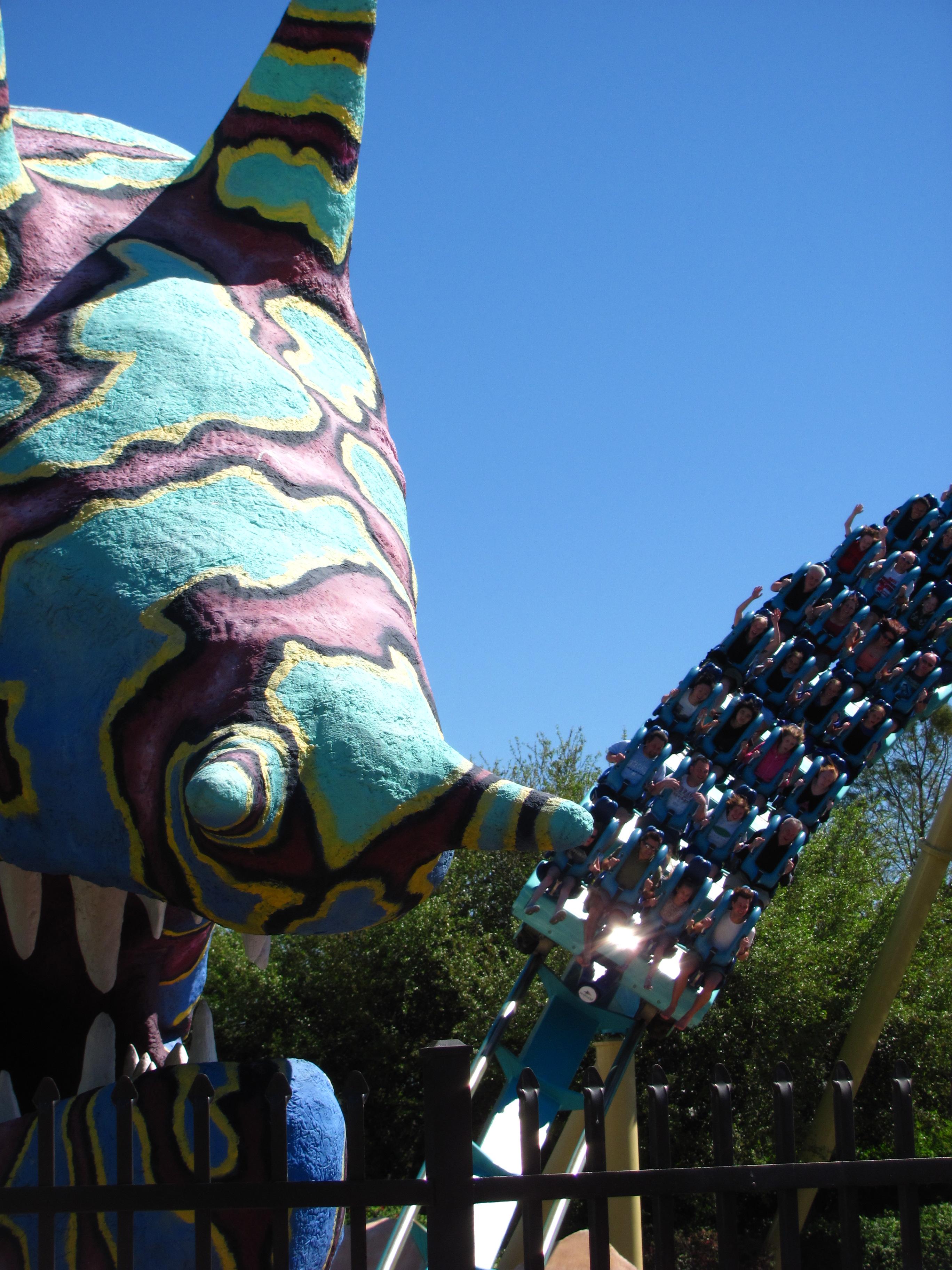 FileKraken Monster At SeaWorld Orlando 2