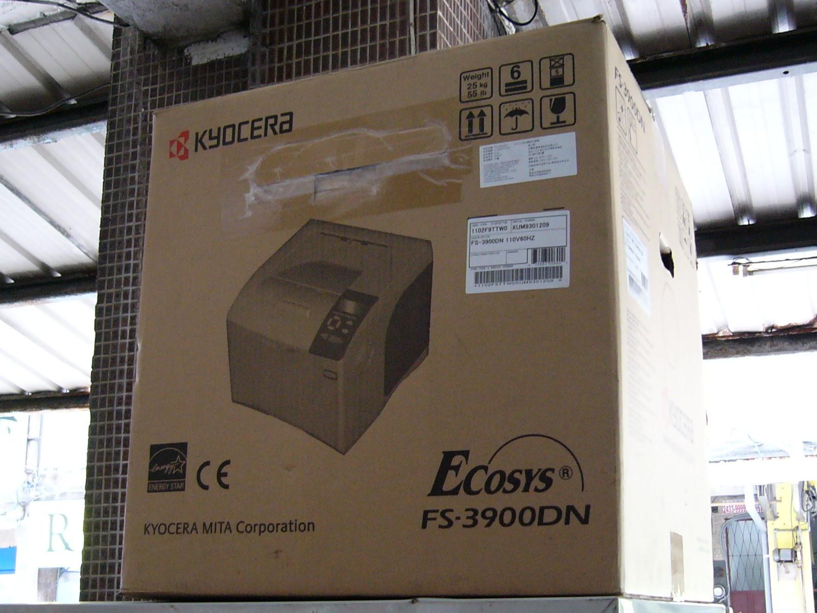 3900DN KYOCERA DRIVER WINDOWS XP