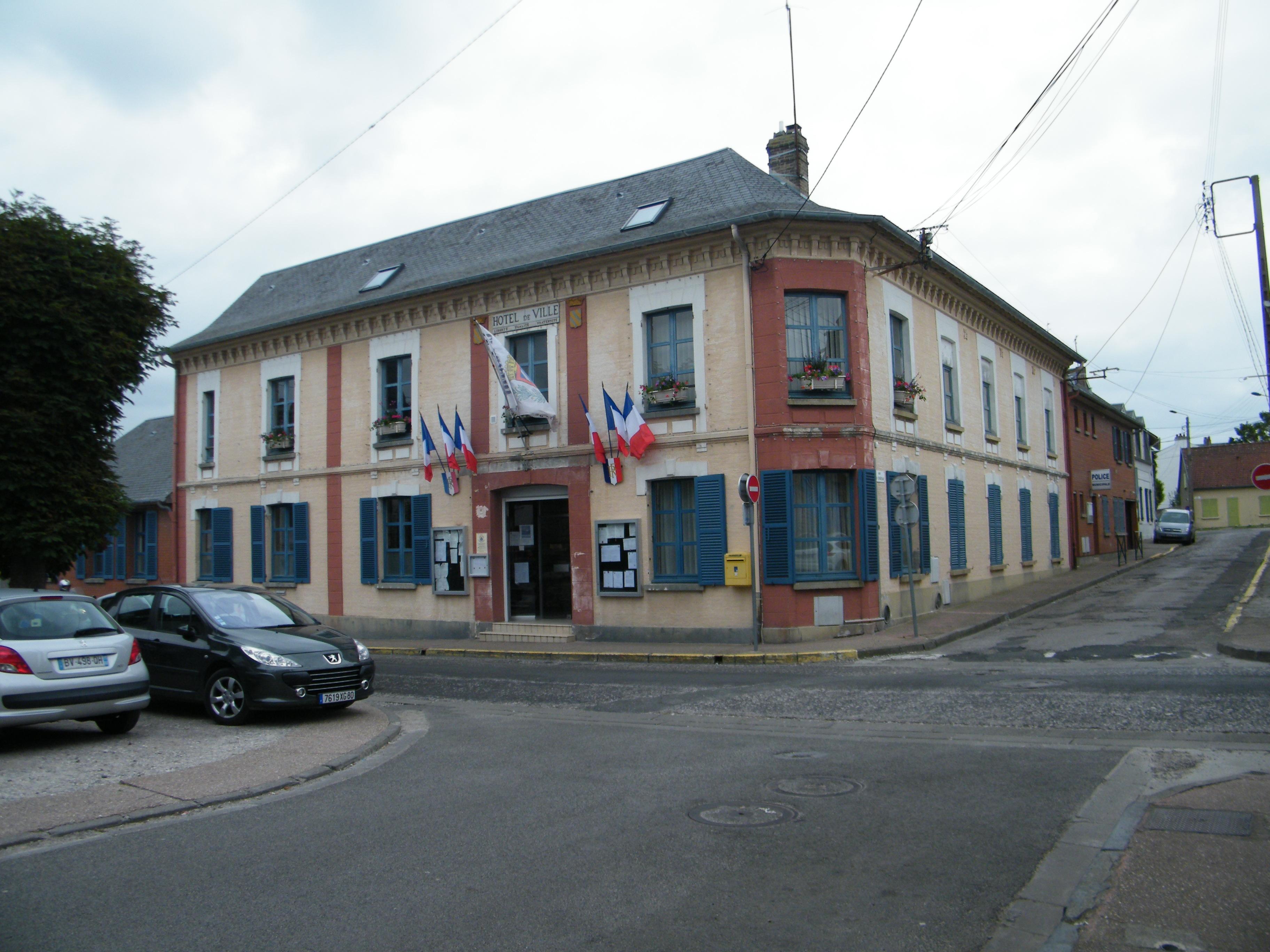 Hotel Au Crotoy Face  Ef Bf Bd La Mer