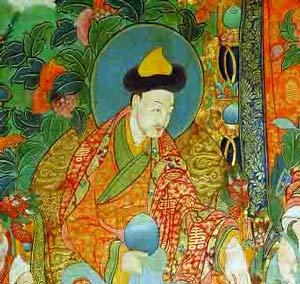 Lha-bzang Khan