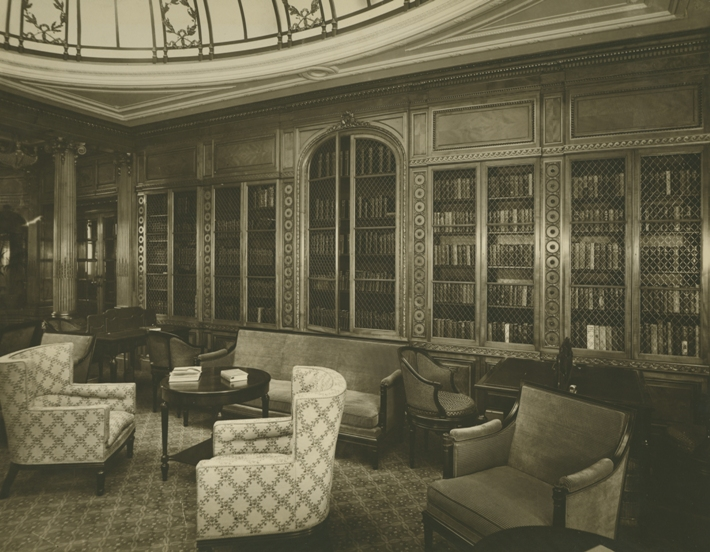 Library Music Room