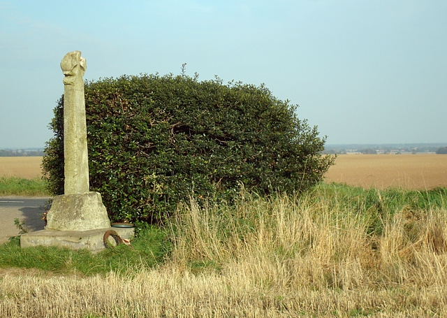 Lord Dacre's cross - geograph.org.uk - 1007967