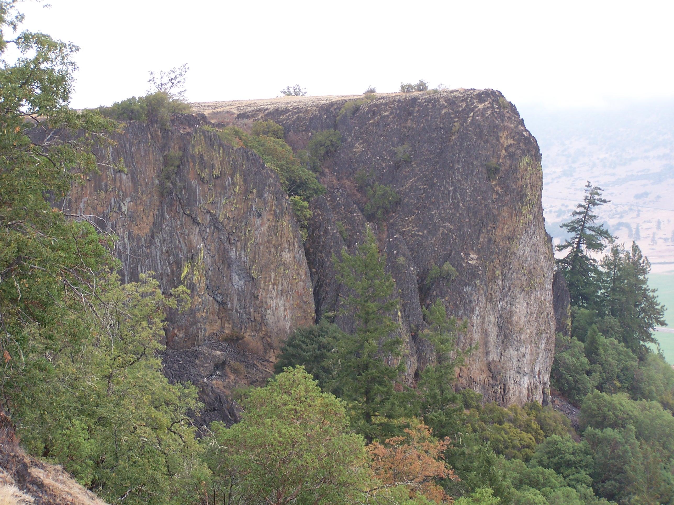 Mountains Rocks Cliffs Tennessee Moss Waterfalls National ...
