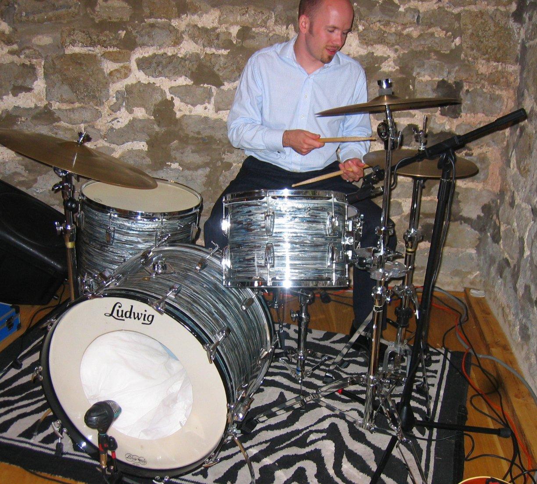 Vintage Ludwig Drum 63